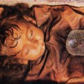 Ancient World - Preserved mummy of the Sicilian sleeping beauty