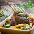 Holiday Cuisine - The Most Delicious Lamb and Most Appetizing Fish