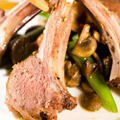 Lamb with Young Vegetables