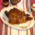 Spicy Oven-Baked Leg of Lamb