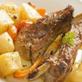 Lamb with Oregano