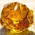 Sumatran Amber - the Largest in the World