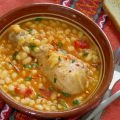 Bean Stew with Chicken