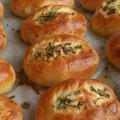 Fragrant Garlic Buns