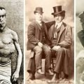 Circus - Circus Oddities Who Actually Existed