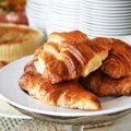 Yeast Desserts - Croissants with Feta Cheese