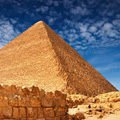 Dispelled are the myths that slaves built the Egyptian pyramids