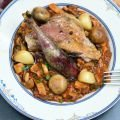 Country-Style Cooked Pheasant