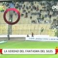 Ghost - Ghost Appears During a Bolivian Soccer Match