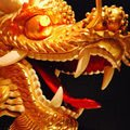 New Year - Year of the Dragon is welcomed lavishly