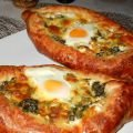 Khachapuri with Dock
