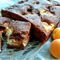 Unbelievable Apricot Cake with Cream Cheese