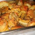 Spicy Potatoes with Savory
