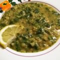 Nettle and Rice Soup