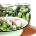 Gherkins in Brine