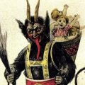 Demons - The Sinister Krampus Punishes Misbehaving Children Before Christmas