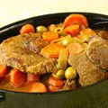 Beef Fillet with Carrots