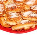 Powdered sugar Desserts - Rhodope-Style Mekitsi