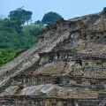 Ancient Civilizations - The Pyramid of the Niches - Place of Mysterious Smoke