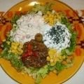 Hors D'Oeuvre from Salads