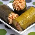 Zucchini Stuffed with Bulgur