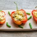 Vegetable and Turmeric Recipes - Italian Stuffed Peppers