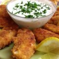 Chicken Fillets with Herbal Crumbing without Frying