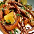 Seafood Delight with Squid Tentacles