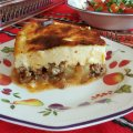 Fluffy Moussaka Topping