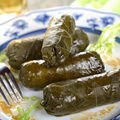 Meatless Dolmades in the Oven