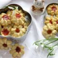 Buttery Flower Treats