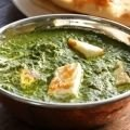 Village-Style Spinach Stew