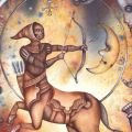 Sagittarius Zodiac Sign - Love in the Year of the Wood Goat for Sagittarius