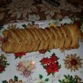 Strudel with Puff Pastry and Apples