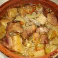 Pork Kebab in a Clay Pot (My Grandma's Recipe)