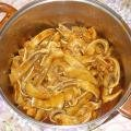 Pig Ears in Sweet-and-Sour Sauce