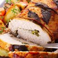 Roast Meat with Stuffing