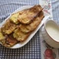 Zucchini Burek with Beer Breading