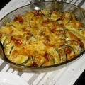 Casserole with Chicken and Lots of Vegetables