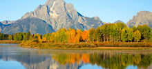Most beautiful mountains  -  Mount Moran