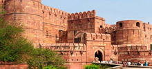 Fortresses -  Agra Fort