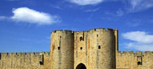 France -  Aigues Castle