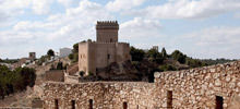 Medieval fortresses -  Alarcon Castle