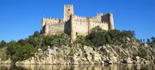 Medieval fortresses -  Almourol Castle