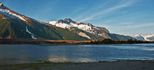 Most beautiful rivers,  -  Alsek River