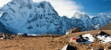 Most beautiful mountains  -  Ama Dablam