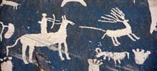 Mermaid Cave Paintings in Egypt - Ancient people discovered cotton 34 thousand years ago