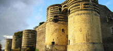 Loire Valley Castles -  Angers Castle