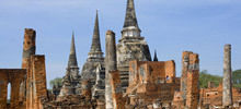 Ancient Cities -  Ayutthaya