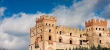 Norman Castles -  Battipaglia Castle